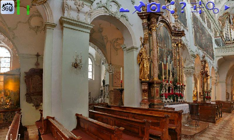 Panorama Photo Viewer 360 PRO - screenshot