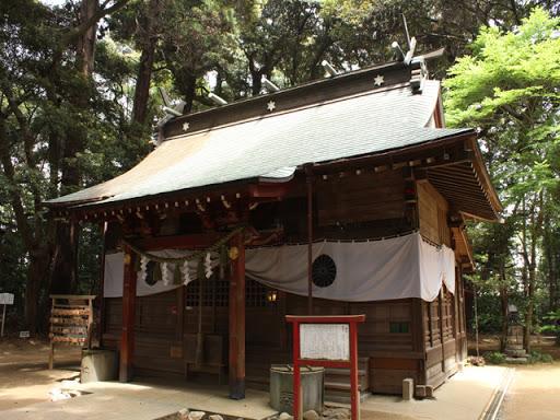 麻賀多神社(台方)