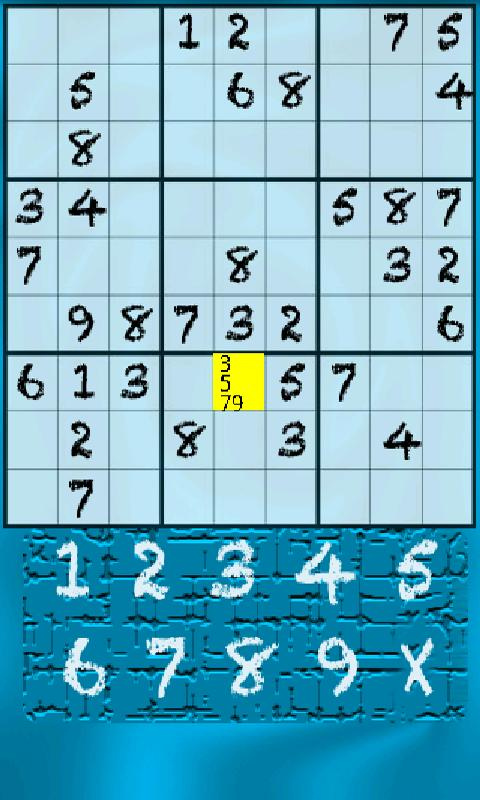 Sudoku Solver Plus - screenshot