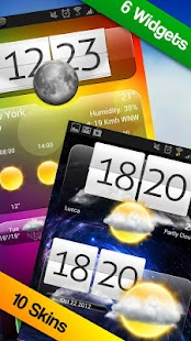 Premium Widgets & Weather - screenshot thumbnail