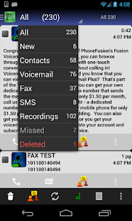 Visual Voicemail Plus - screenshot thumbnail