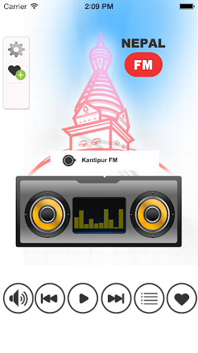 Nepal FM Radio - Hit Stations