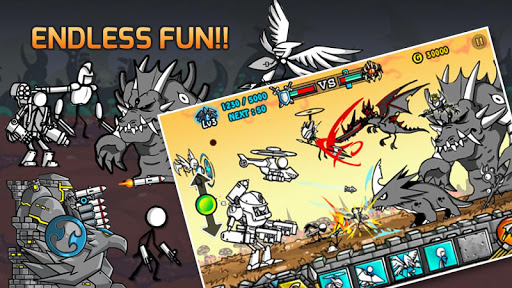 Cartoon Wars 2 1.1.2 screenshots 5