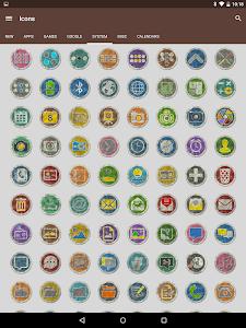 Rugo - Icon Pack v1.0