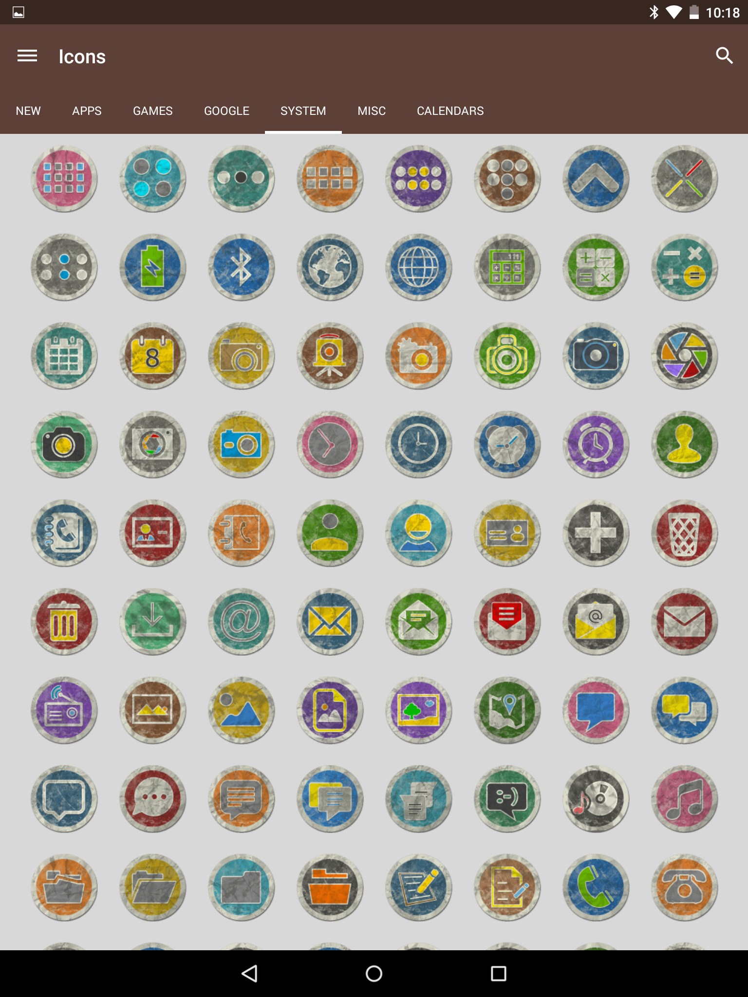 Rugo - Icon Pack screenshot #17