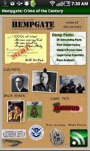 Hempgate Files- screenshot thumbnail