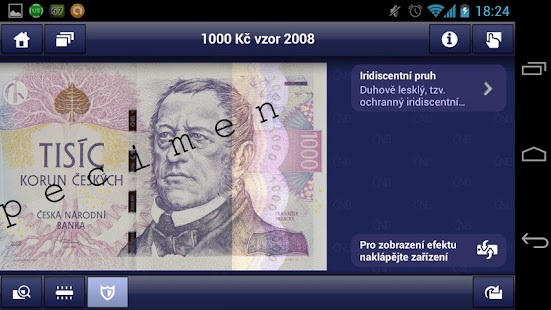 Czech money- screenshot thumbnail