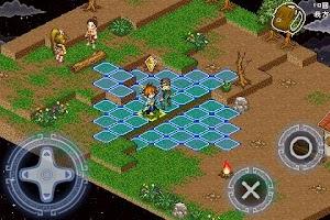 Screenshot of Nabis War