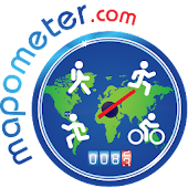 Mapometer - GPS sport mapping