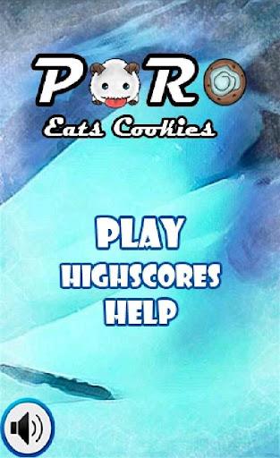 Poro Eats Cookies - LoL