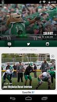 Screenshot of SaskTel Rider App