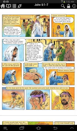 玩漫畫App|Illustrated Children's Bible免費|APP試玩