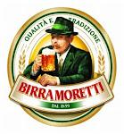 Logo for Birra Moretti