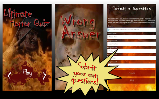 Ultimate Horror Quiz