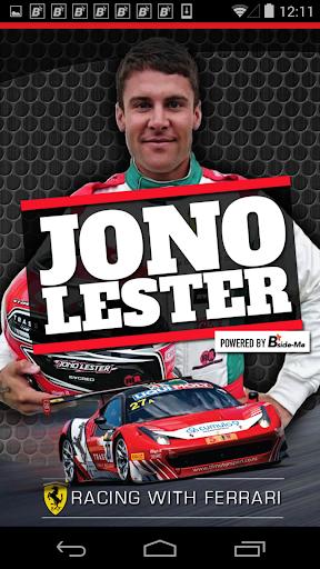 Jono Lester