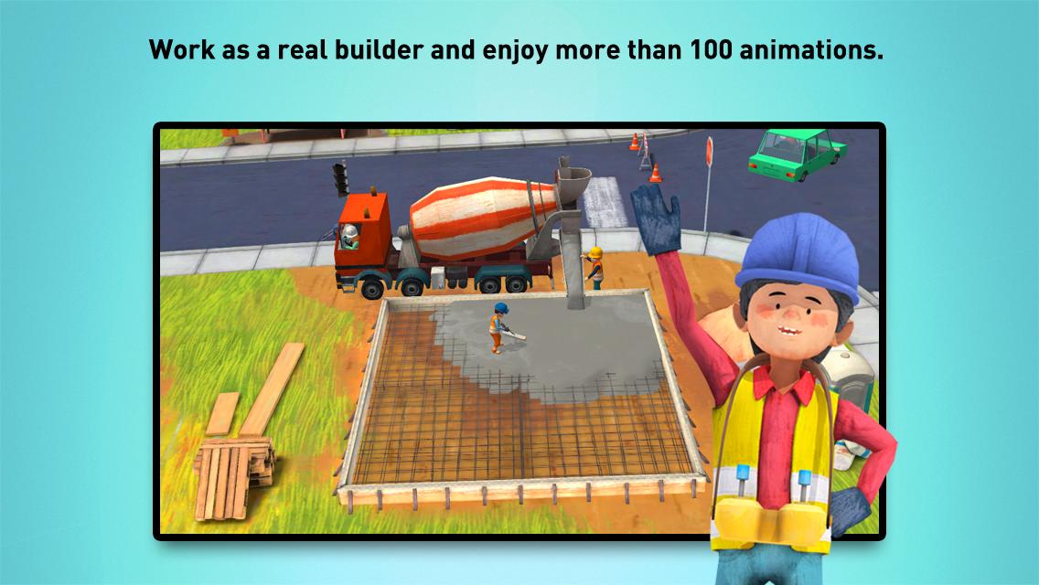 Little Builders screenshot #4
