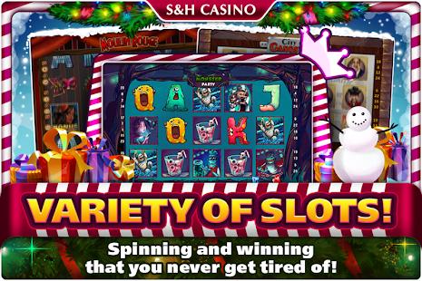 S&H Casino-Free Premium Slots - screenshot thumbnail