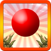 Clumsy Ball - Bouncy Red Ball