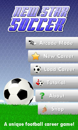 Download free New Star Soccer HD Apk for android phones