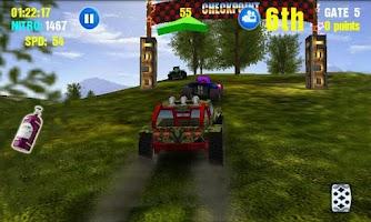 Screenshot of Dust: Offroad Racing