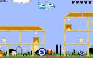 Screenshot of Sky Runner Free