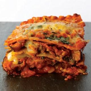 Eggplant Parmesan Lasagna (Women's Health Online Magazine/Pinterest)