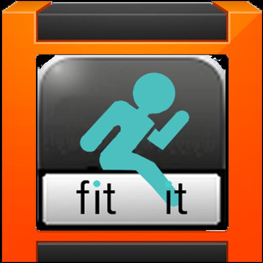 FitIt Pebble Pro for FitBit® LOGO-APP點子