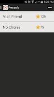 Screenshot of Reward My Chore