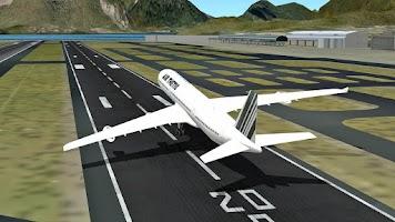 Screenshot of Flight Simulator Rio 2013 Free