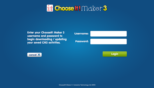 ChooseIt! Maker 3- screenshot thumbnail