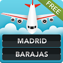 FLIGHTS Madrid Barajas Airport icon