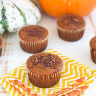 Paleo Pumpkin Muffins.