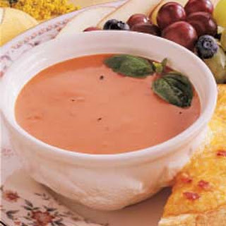 Flavorful Tomato Soup.