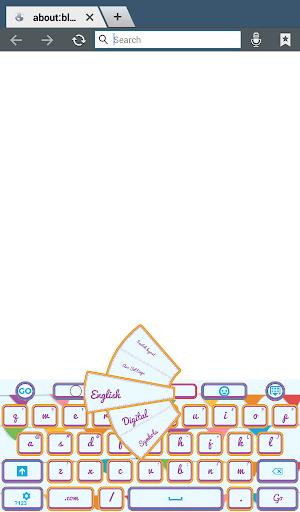 無料个人化Appのデザインキーボード|記事Game