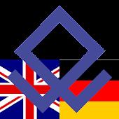 English German Dictionary