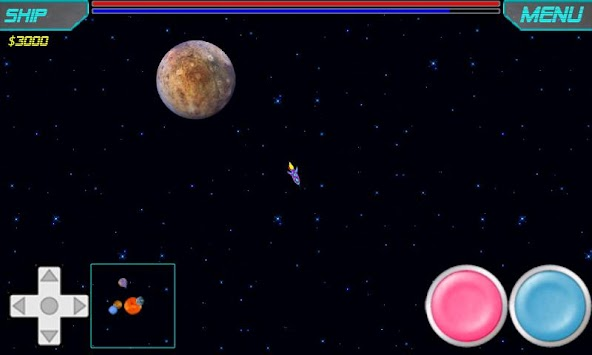 GalactiConquer apk screenshot