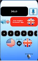 Screenshot of Speak Legal English