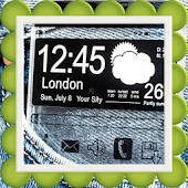 A Transparent & Simple Screen