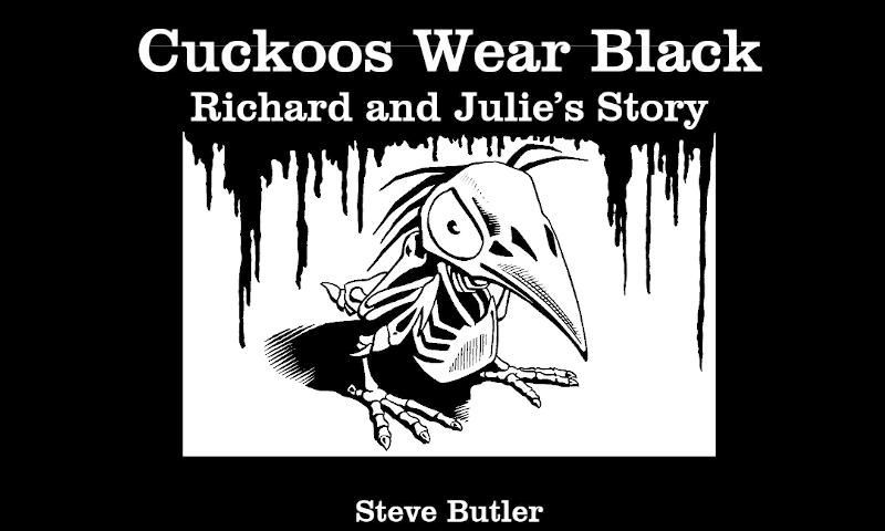 Cuckoos Wear Black Part 3- screenshot