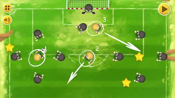 Screenshot of Head Coach - soccer puzzle