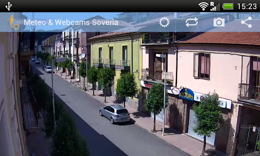 Meteo & Webcams Soveria- screenshot thumbnail