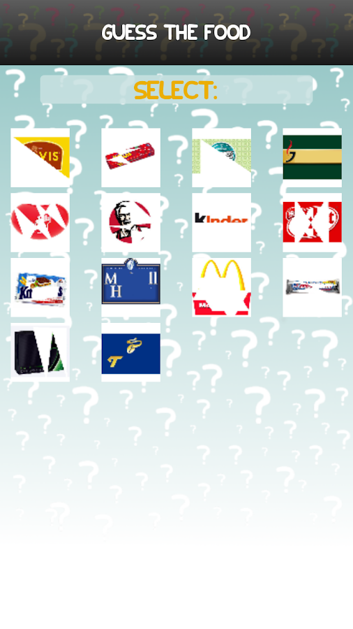 Logo Quiz - Guess The Food - screenshot