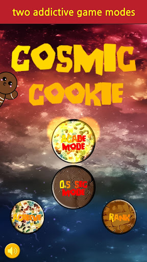 Cosmic Cookie