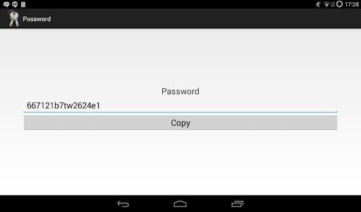 【免費工具App】PasswordGenerator-APP點子