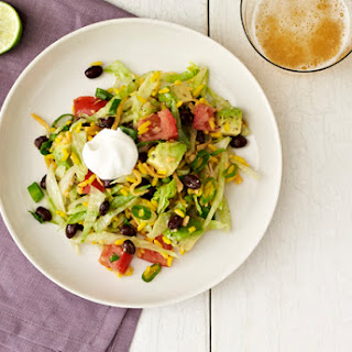 Chopped Mexican Salad.