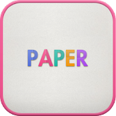 Paper go locker theme