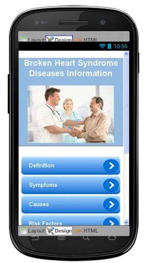 Broken Heart Syndrome Disease