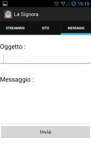 【免費音樂App】Radio Si Serva Signora-APP點子