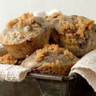 Whole-Grain Blackberry Spice Muffins