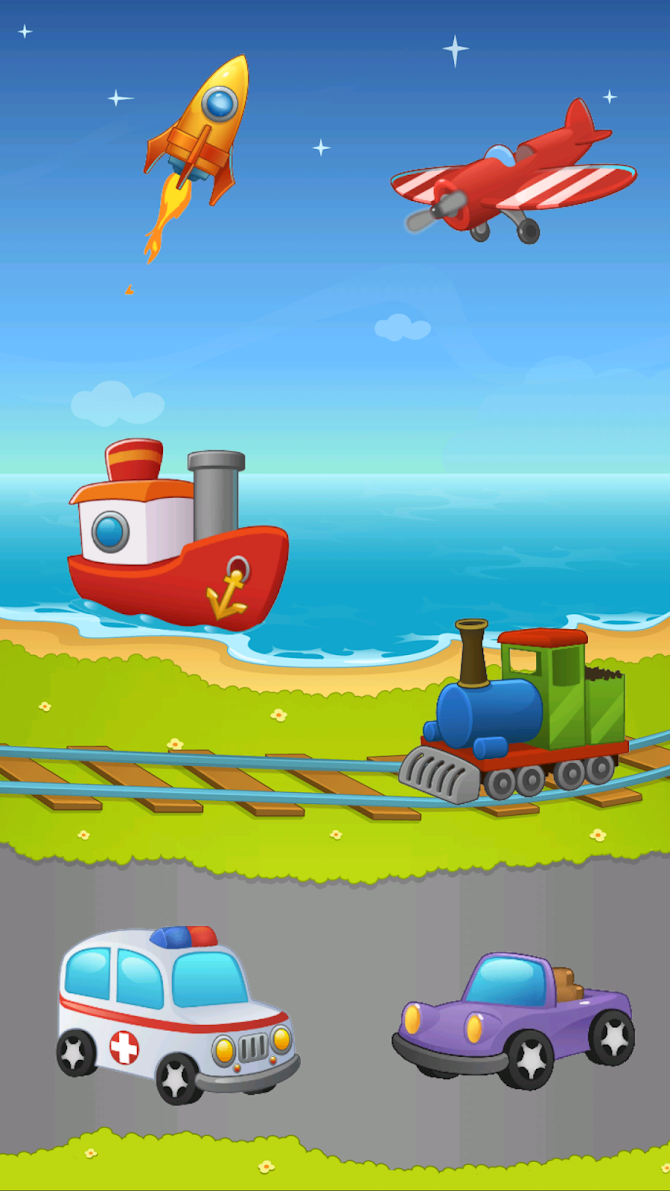 Baby Games Android 4